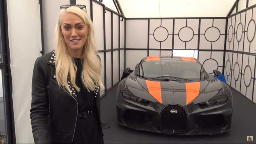 See Supercar Blondie Tour The Chiron Super Sport 300+, Bugs And All