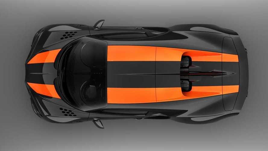 2021 Bugatti Chiron Super Sport 300+   Foto Motor1.com