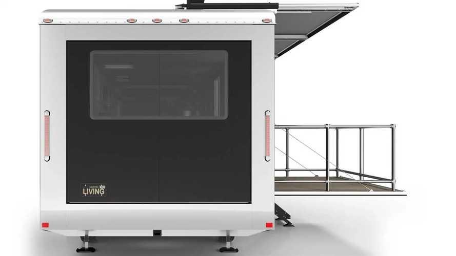 2020 Living Vehicle Trailer