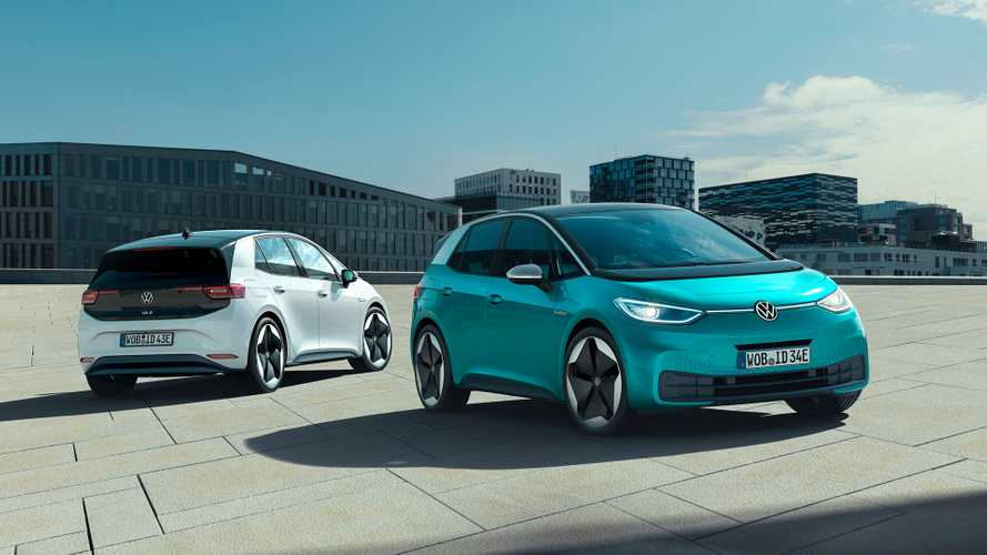 Volkswagen Raises The Sales Goal: 1.5 Million ID. EVs By 2025