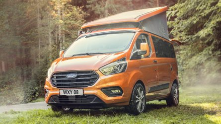 £56,000 Ford Transit Custom Nugget goes on sale in the UK