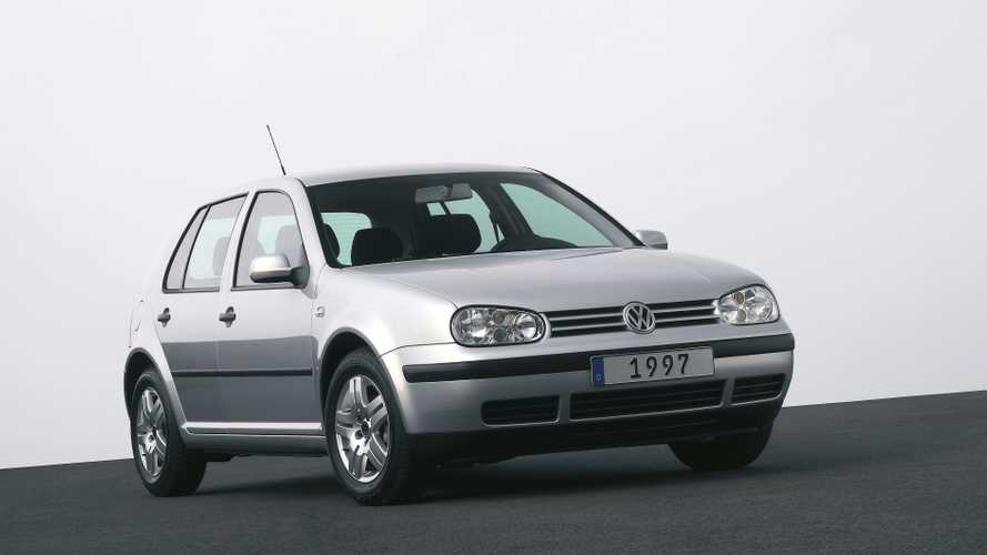 Volkswagen Golf 4. Generation