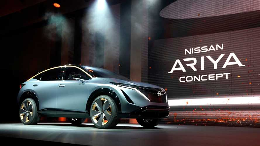 Nissan Reveals Very Little About Its Future Leaf SUV, The Ariya