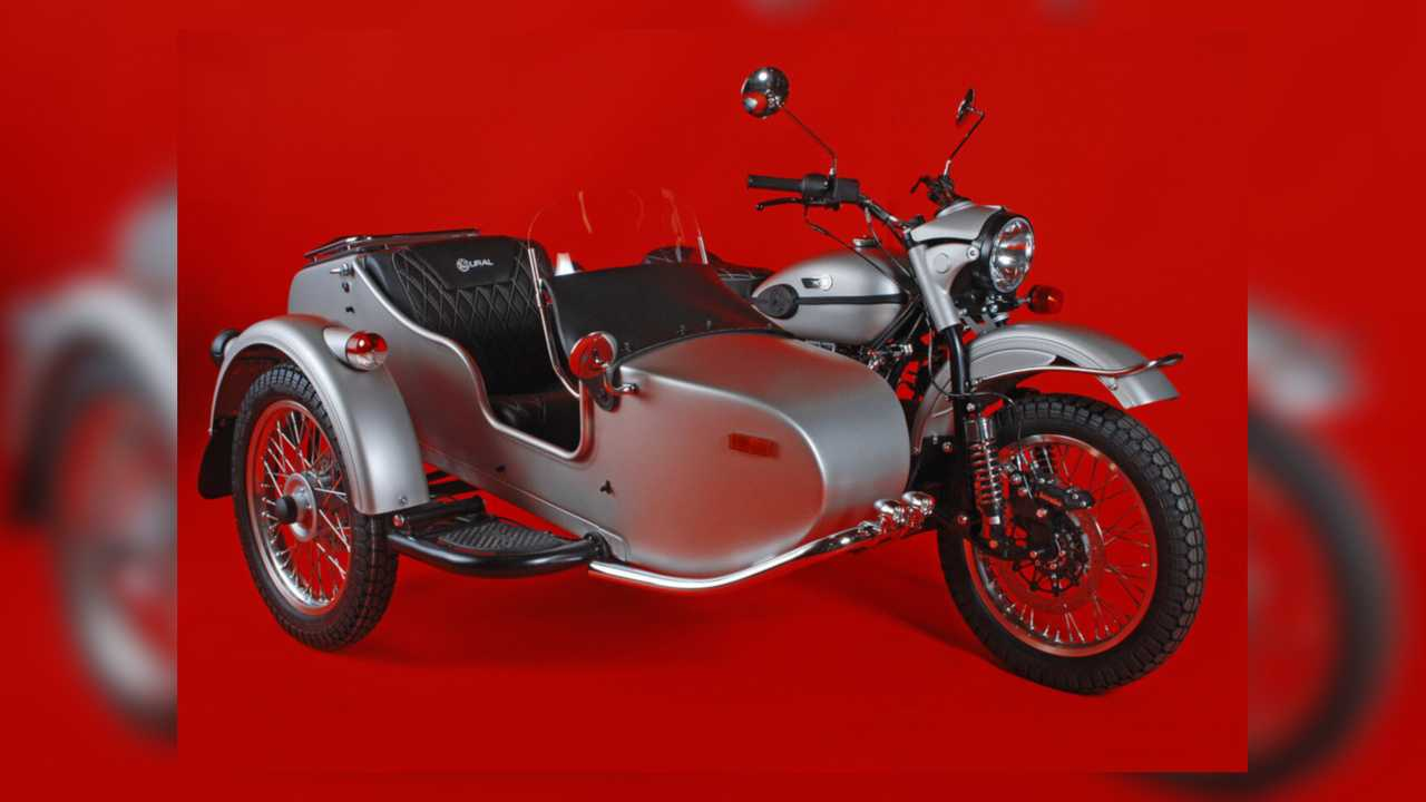 Ural From Russia With Love Limited Edition 2019
