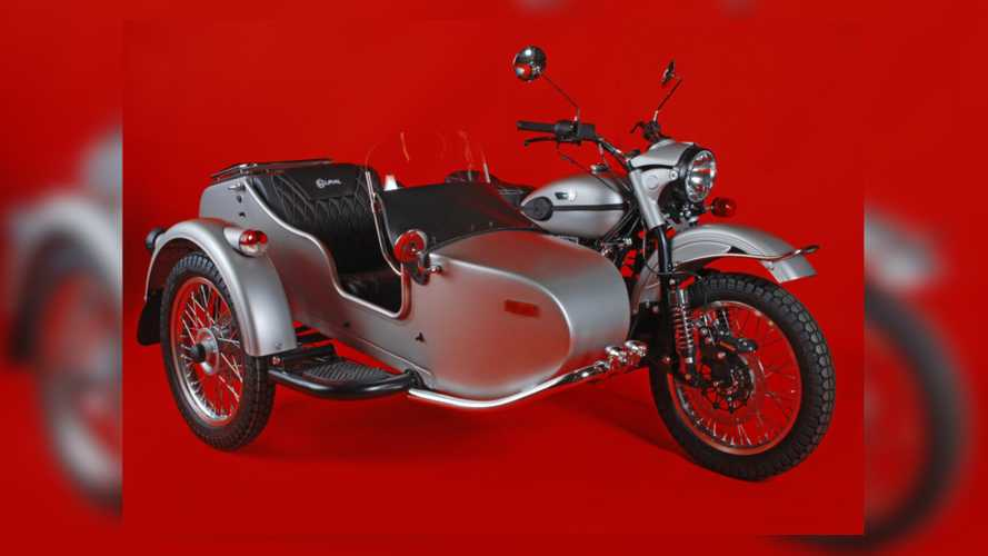 Ural From Russia With Love Limited Edition No Longer Top Secret