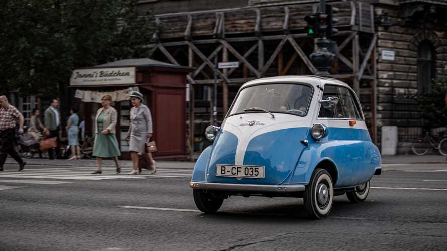 New BMW Film Features The Isetta