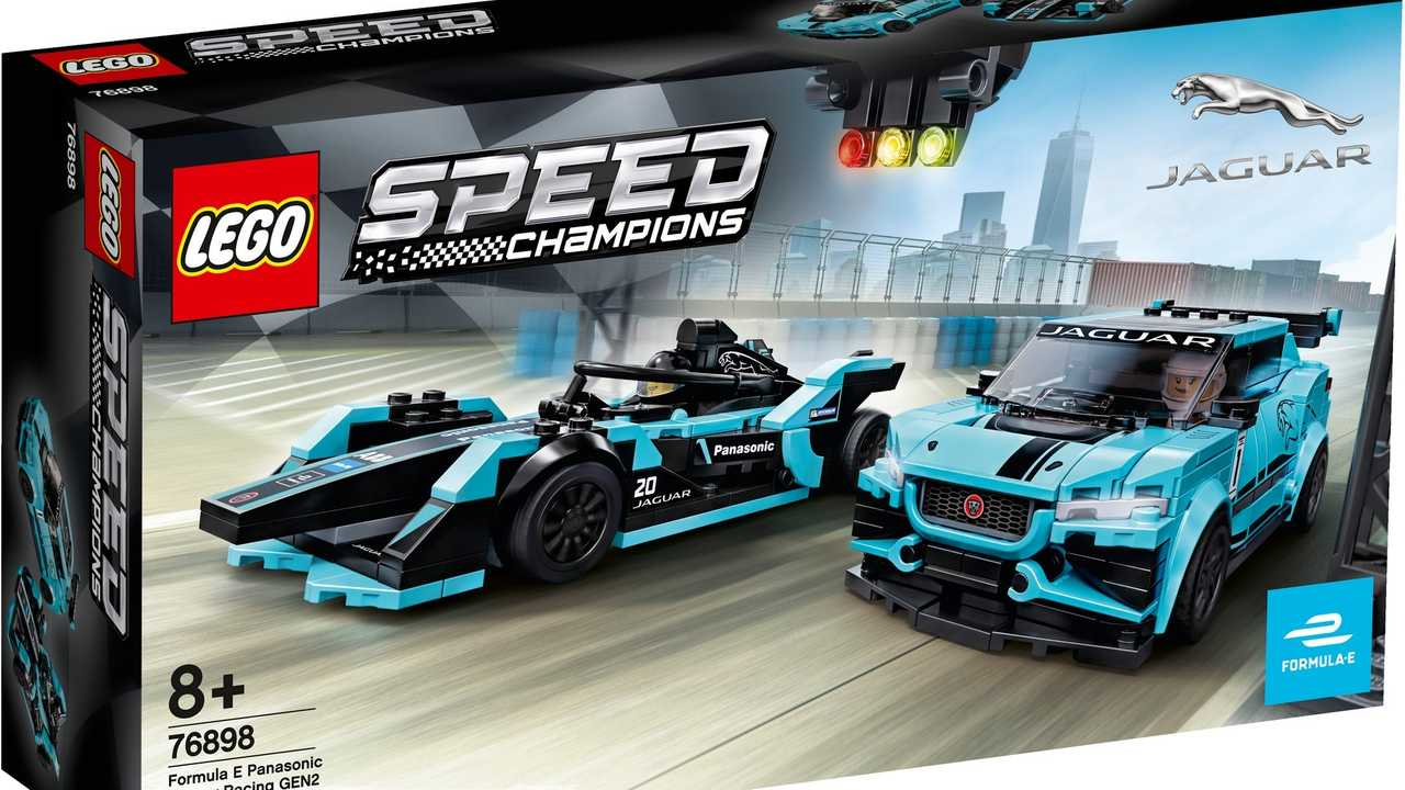 Lego Jaguar Racing