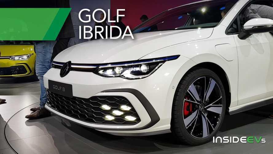 Nuova Golf 8 GTE, l'ibrida arriva a 245 CV