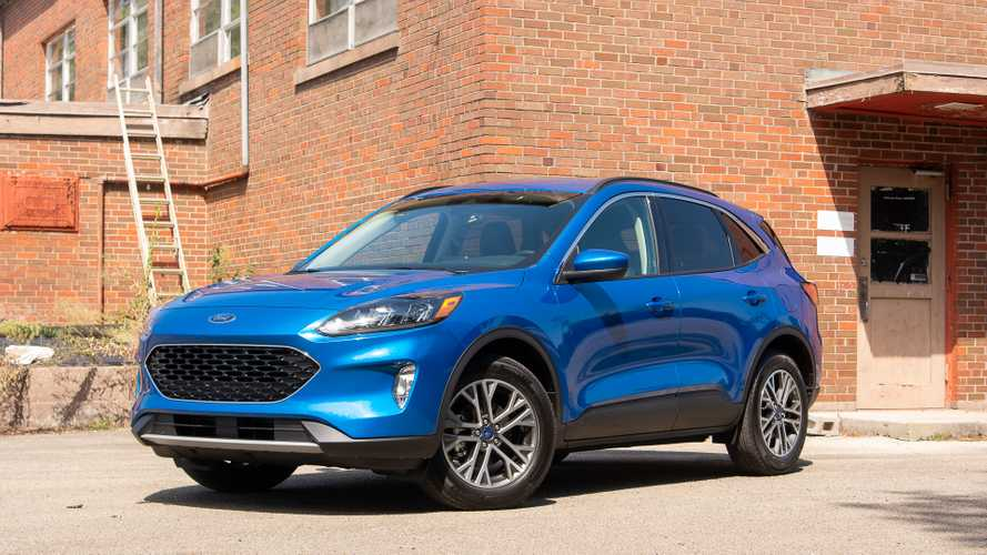 2020 Ford Escape: First Drive