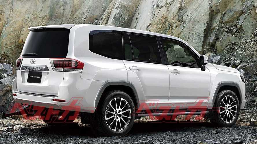 Новый Toyota Land Cruiser опоздает еще на год