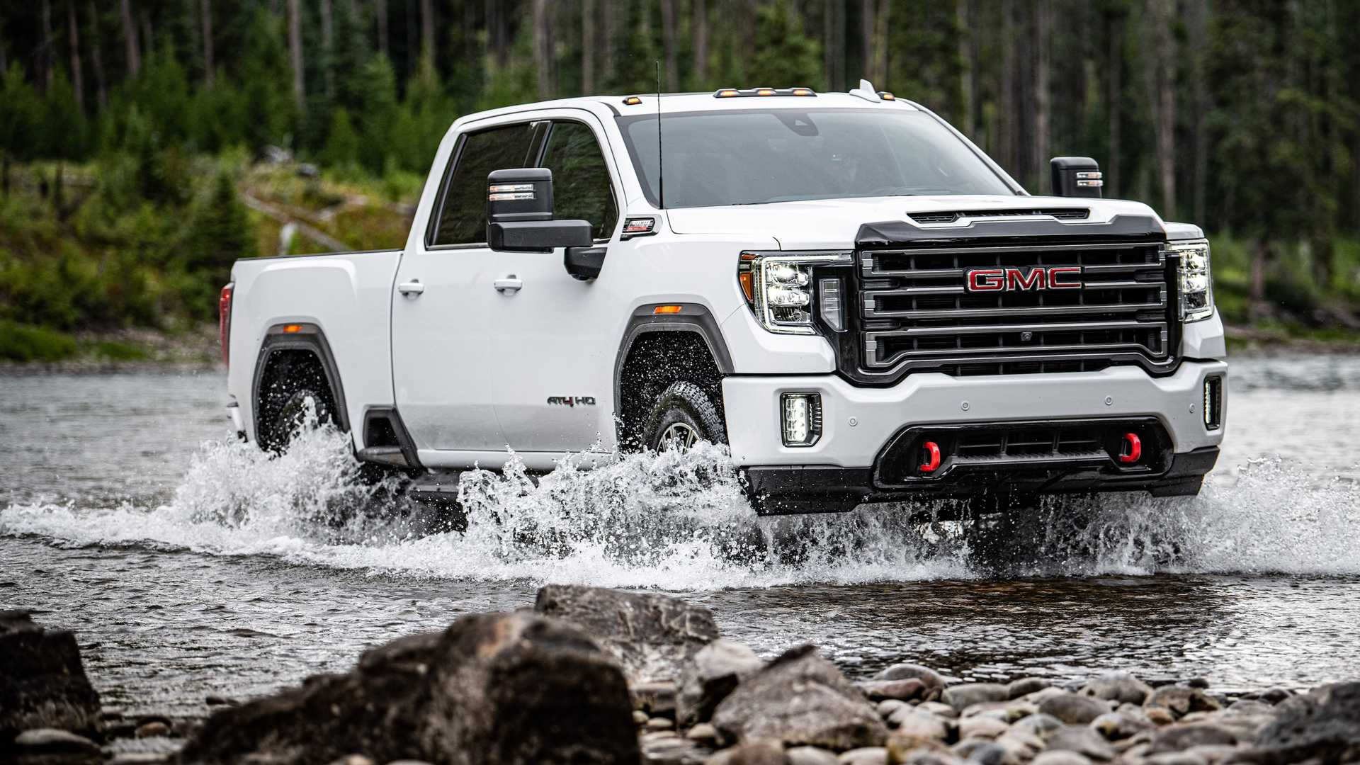 2020 GMC Sierra Hd Price, Design and Review