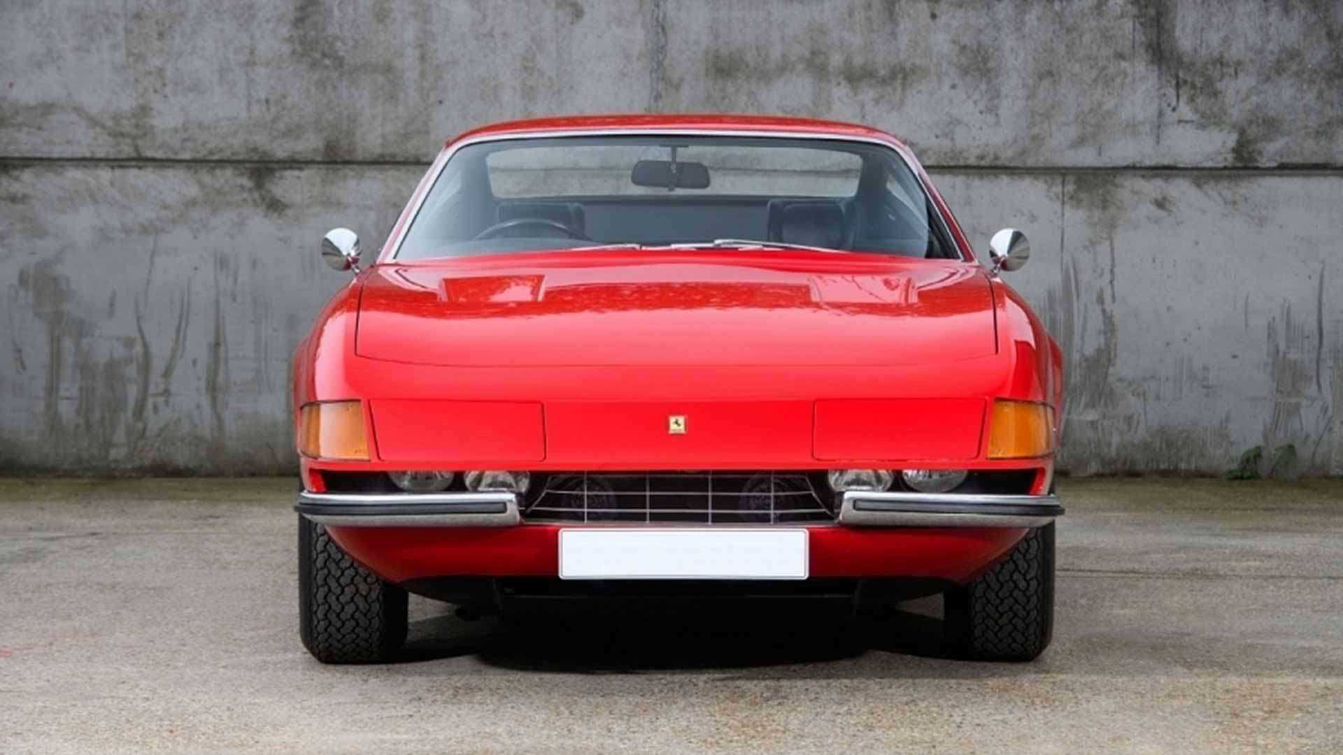 "[""Elton John's Old Ferrari May Sell For Over $100k Less This Year""]"
