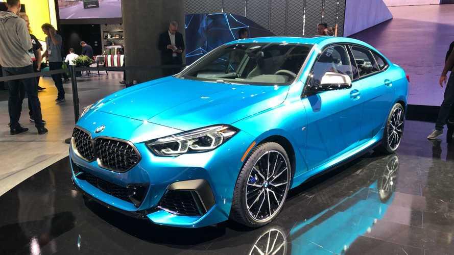 BMW Série 2 Gran Coupé chegará ao Brasil em 2020 como sub-Série 3
