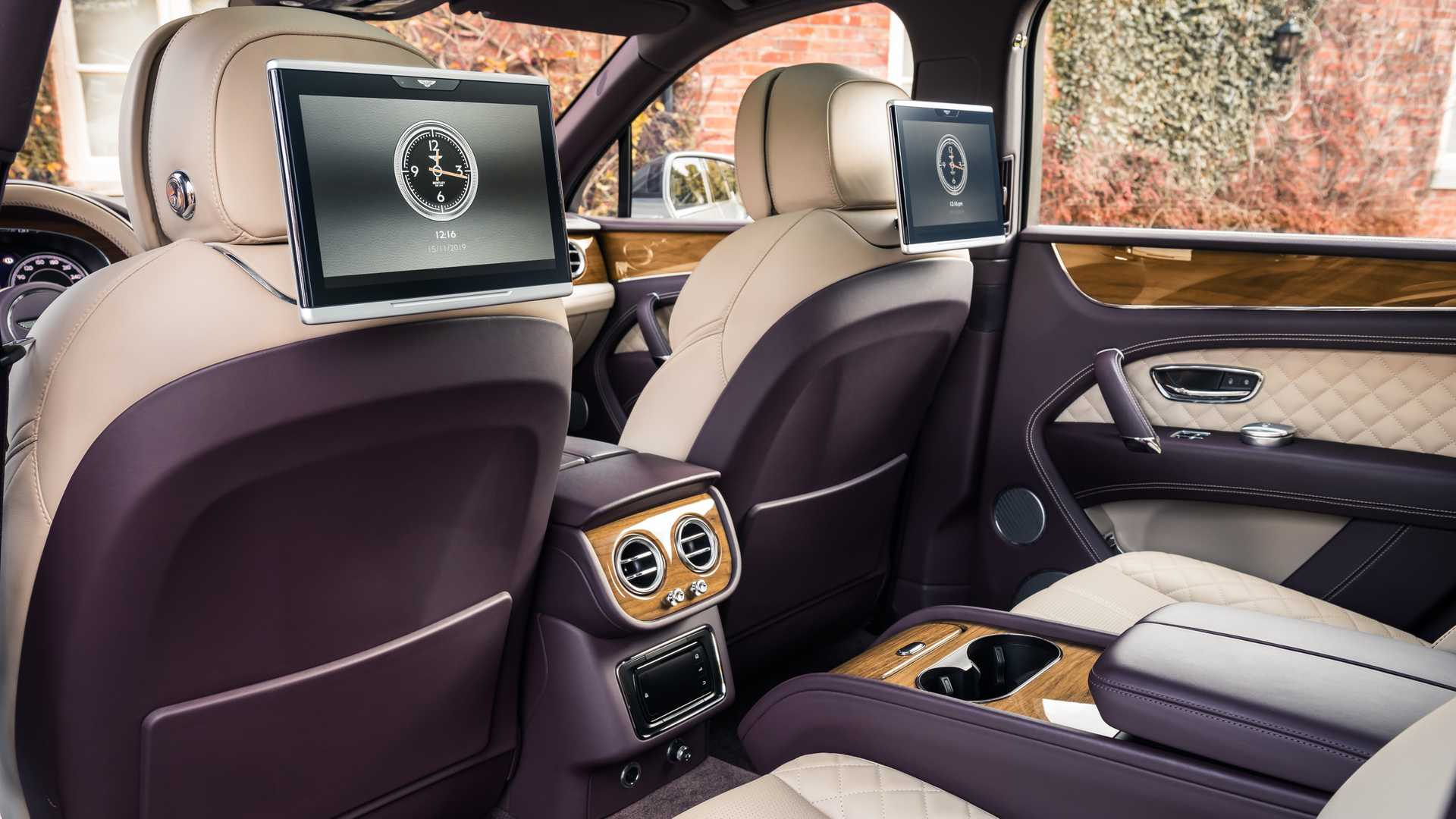 Bentley To Offer Bentayga Suv With Four And Seven Seats