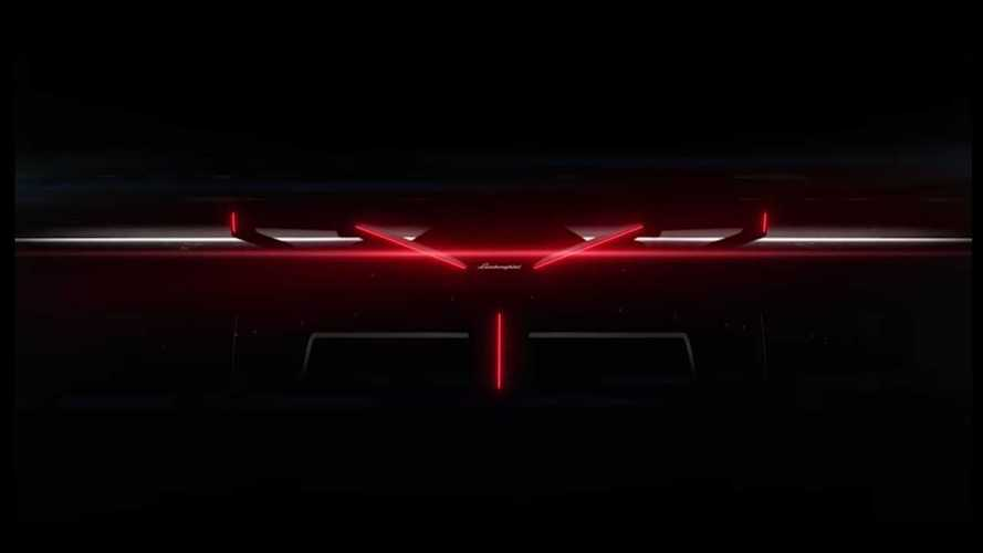 Lamborghini s'apprête à présenter sa Vision Gran Turismo