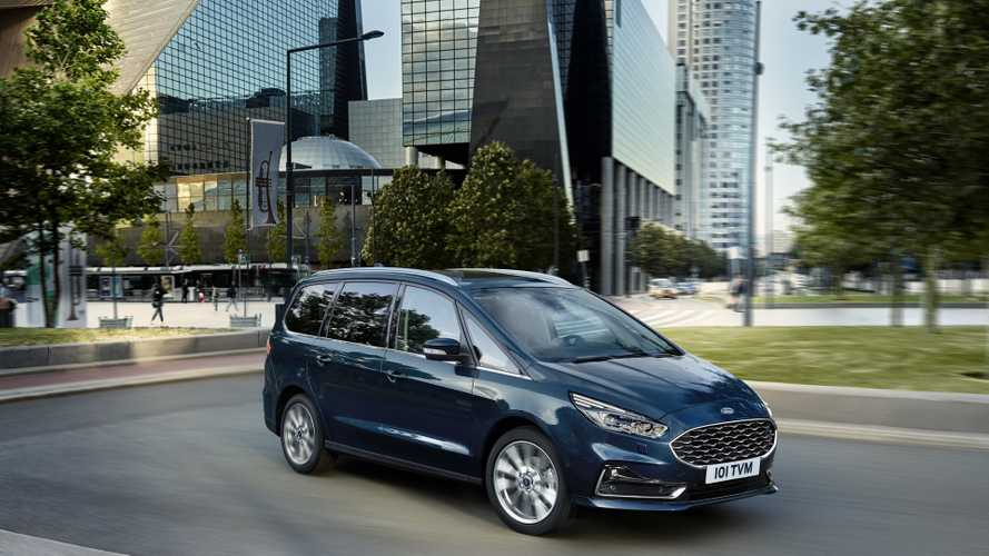 Ford Galaxy und S-Max Facelift (2020)