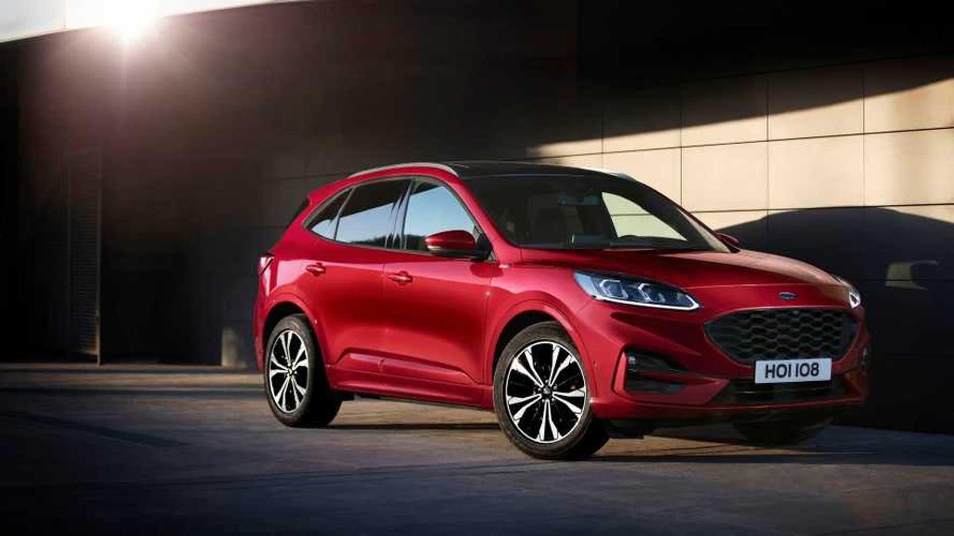 Ford Kuga PHEV Starts At €39,300 In Germany