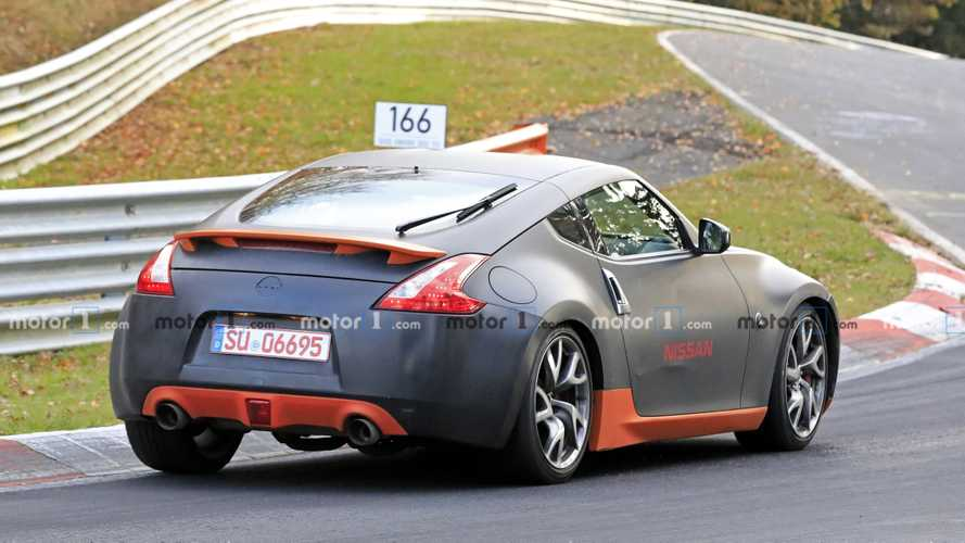 Nissan 400Z Rumor Claims 480 Horsepower Planned For Flagship Version