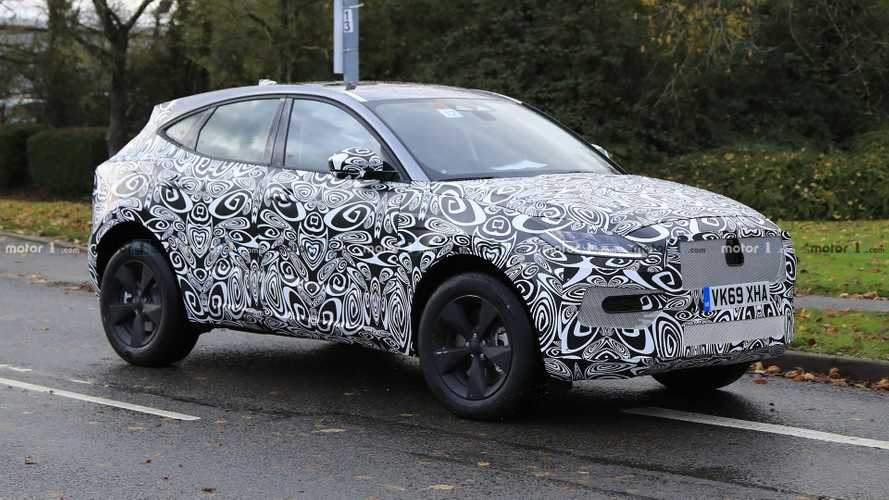 Jaguar's E-Pace Spied Getting Ready For A Minor Facelift