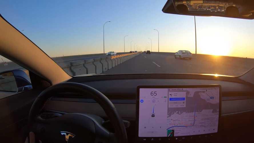Wasn't Autopilot Already Fixed Regarding Temporary Concrete Barriers?