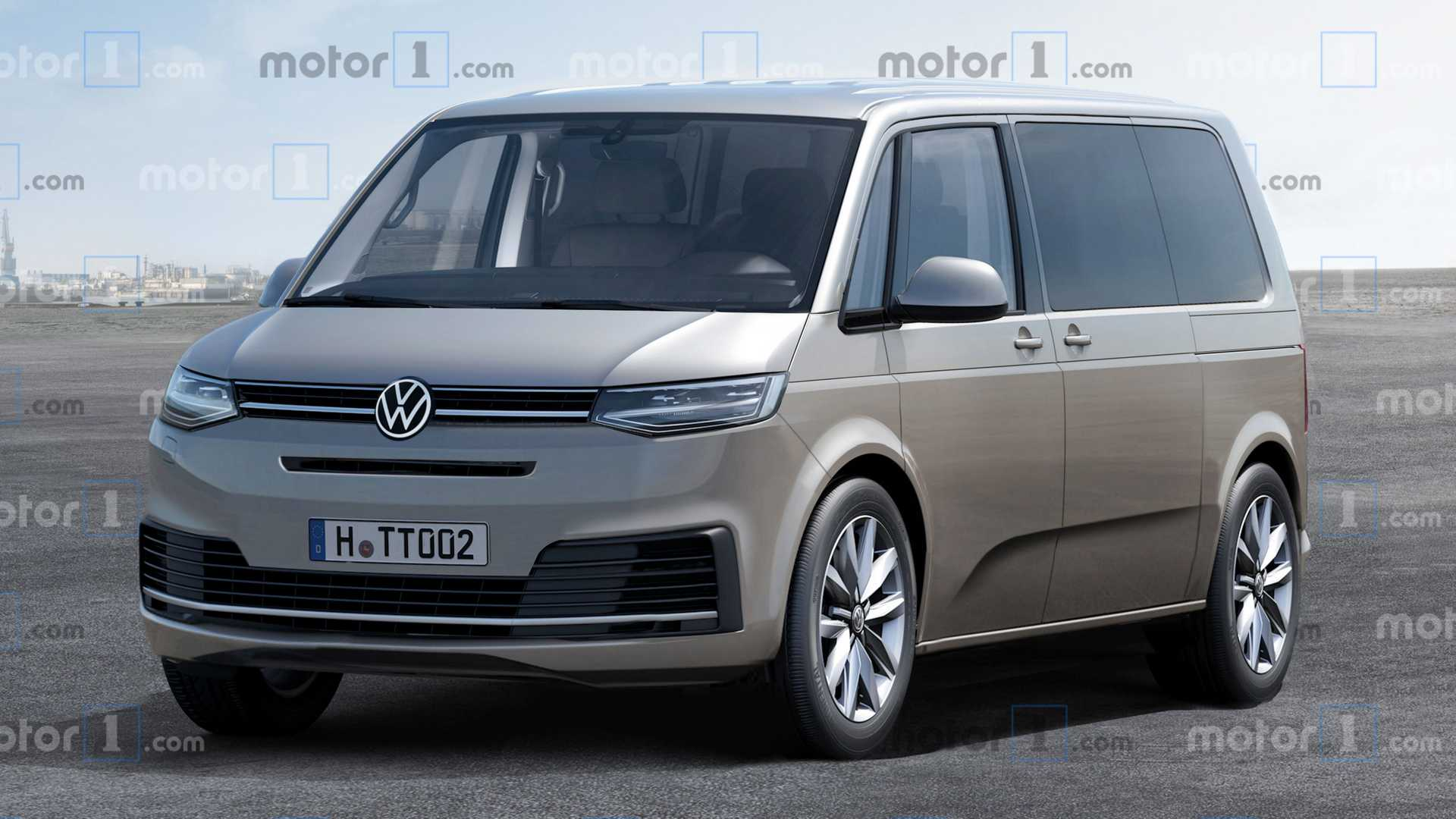 2020 VW Bulli Redesign and Concept
