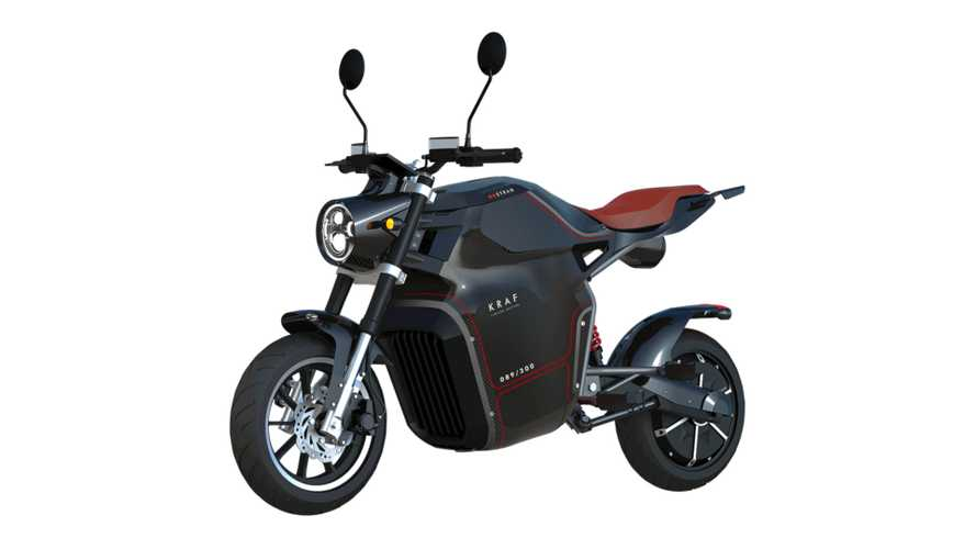 New Thai Electric Motorbike Is Made For You By Robots