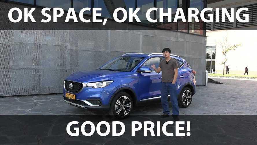 Bjørn Nyland Finds Lots To Like In The Affordable MG ZS EV: Video