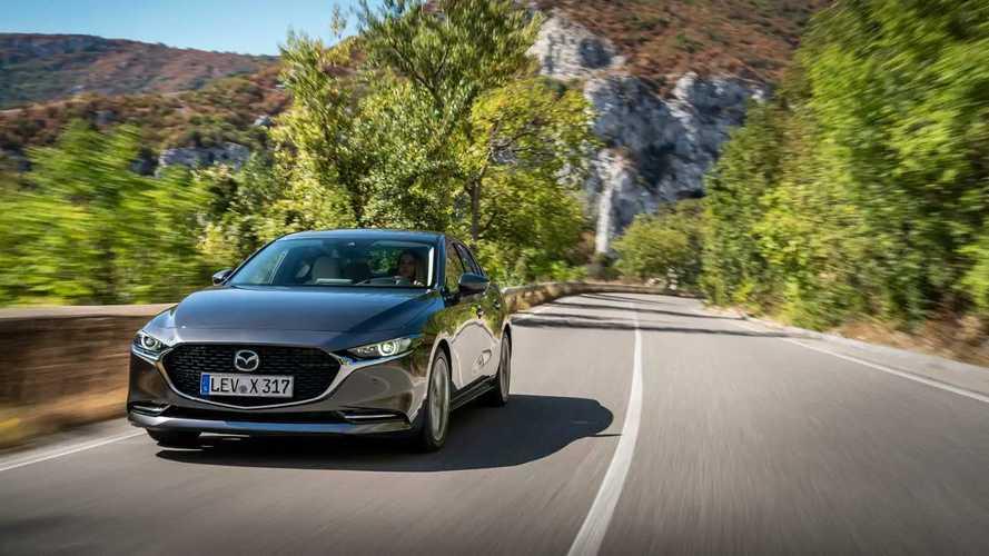 Mazda 3 Fastback Skyactiv-X (2019)