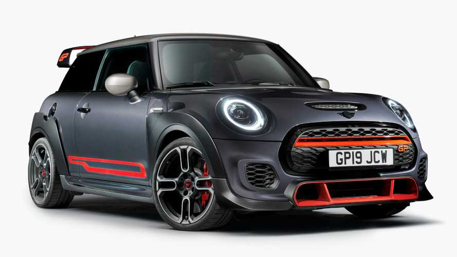 2020 Mini John Cooper Works GP revealed with 302 bhp in LA