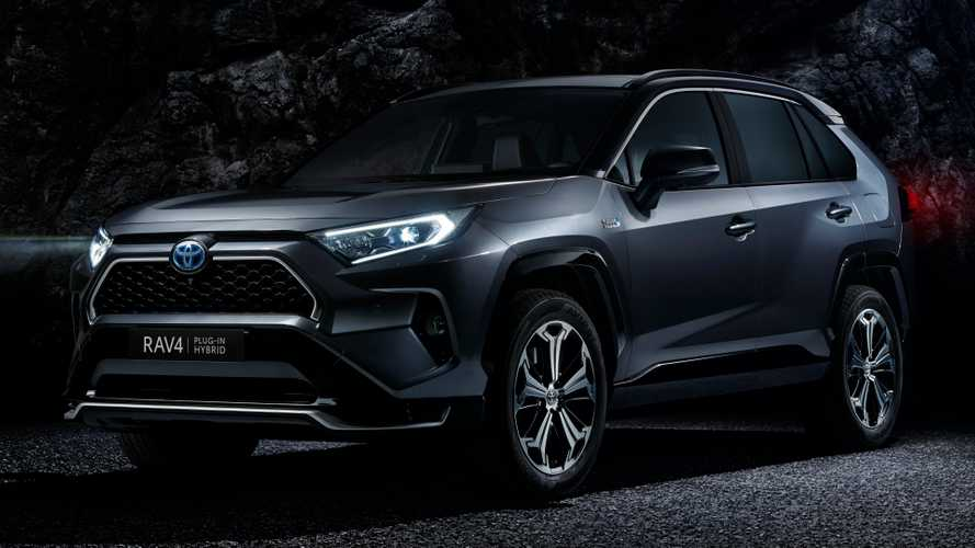 Toyota RAV4 Plug-in Hybrid revealed with over 300 bhp, impressive range