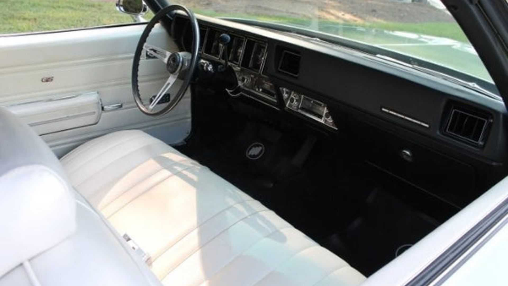 """[""""Shred With Class In A 1970 Buick GS Stage 1 Convertible""""]"""