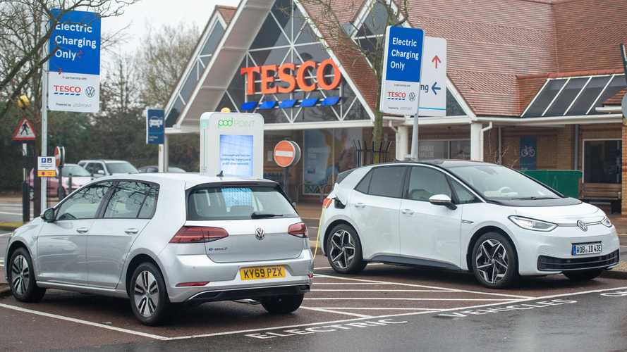 Government announces multimillion-pound plan to encourage EV uptake