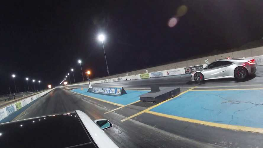 Tesla Model 3 Performance Beats Honda NSX On The Drag Strip Twice