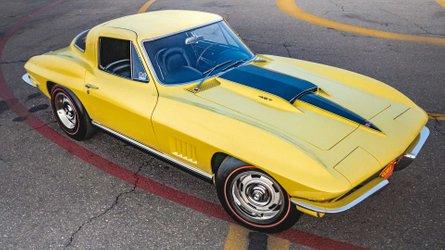Original 1967 chevrolet corvette l88