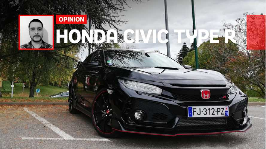 La Honda Civic Type R à l'épreuve du quotidien