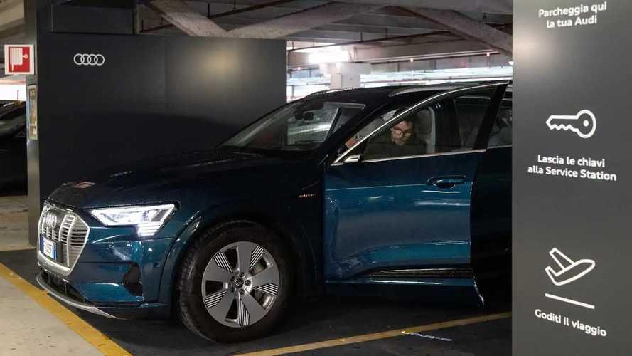 Audi Service Station, il tagliando auto in aeroporto