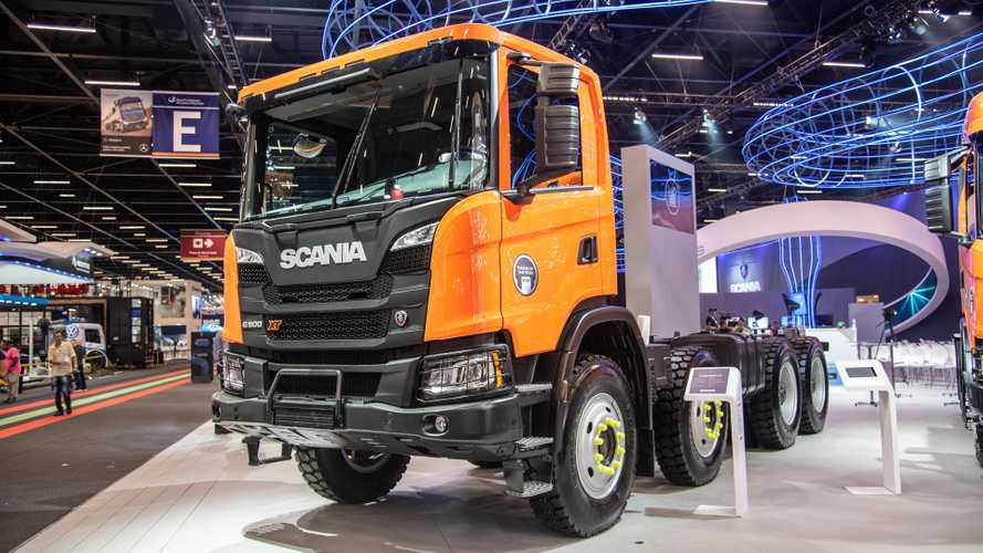 Scania Vince il Truck of the Year 2020 in America Latina