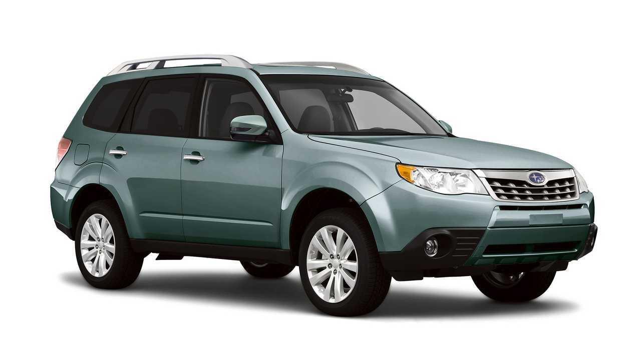 12. 2012-2013 Subaru Forester