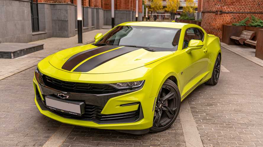 «Прощальный» Chevrolet Camaro: новые подробности