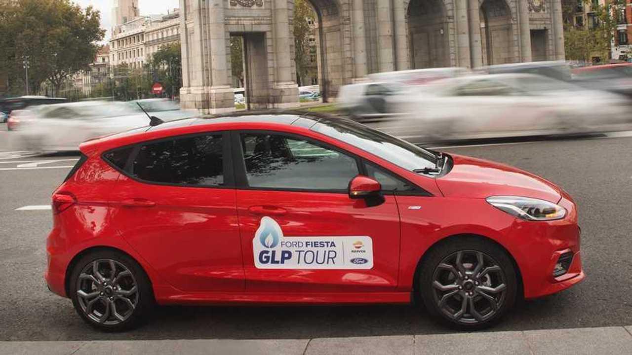 Ford Fiesta 2019 GLP