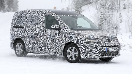 new arrive new products new styles 2020 VW Caddy Teased With Sports Car Looks