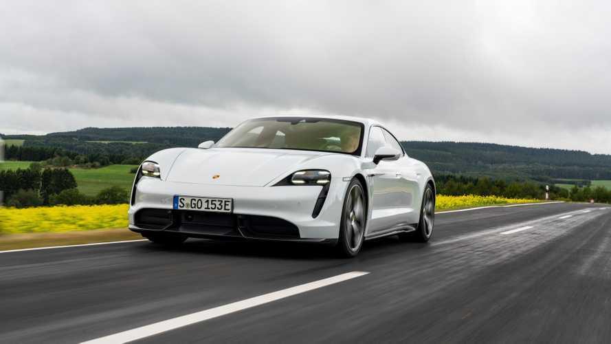 Porsche Taycan tem pré-venda iniciada no Brasil a partir de R$ 589.000