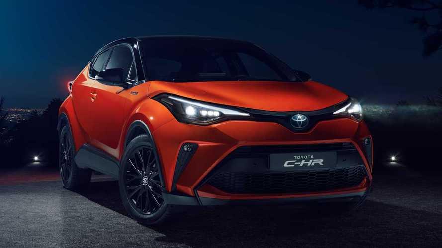 Toyota C-HR mit 180-PS-Hybridantrieb (2019)