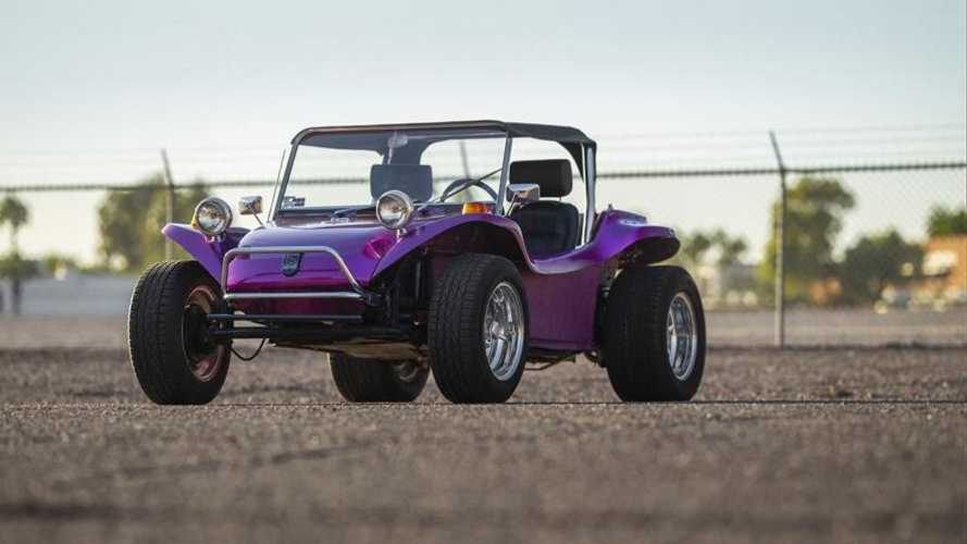 Meyers Manx Dune Buggy Promises Much Fun