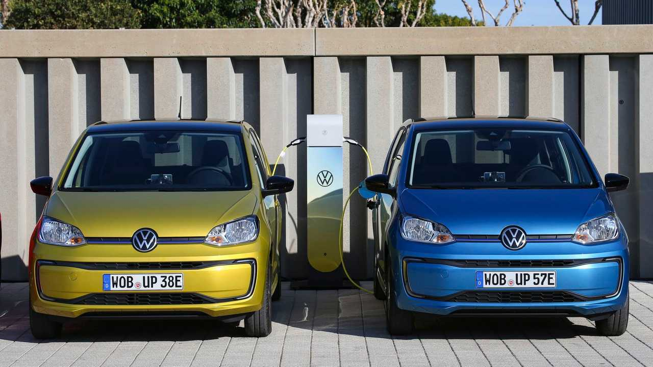 Volkswagen e-up! - recarga