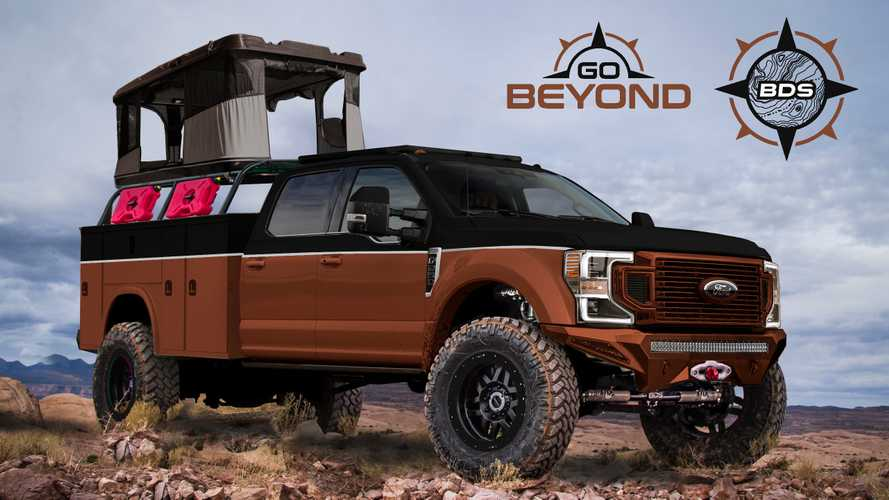 Ford F-Series Super Duty SEMA projects