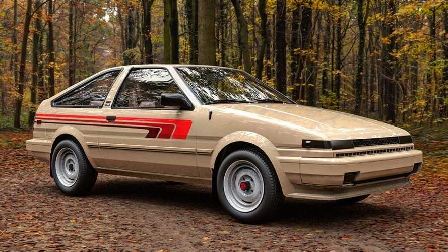 What If Toyota Had Made A Corolla 4x4 SR5 In The '80s?