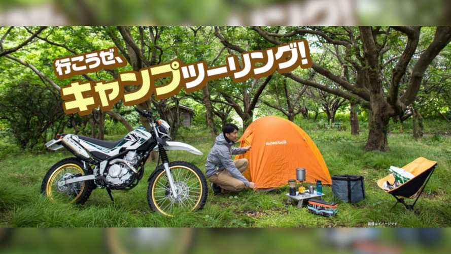 Yamaha Is Making Moto Camping Easier