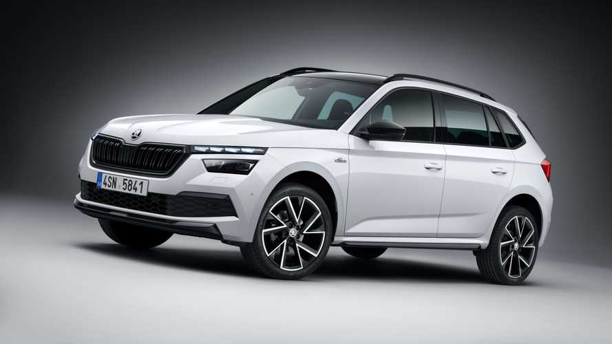 Skoda Kamiq Monte Carlo Debuts As Stylish City Crossover