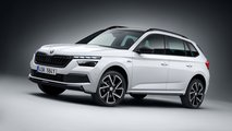 skoda kamiq monte carlo revealed